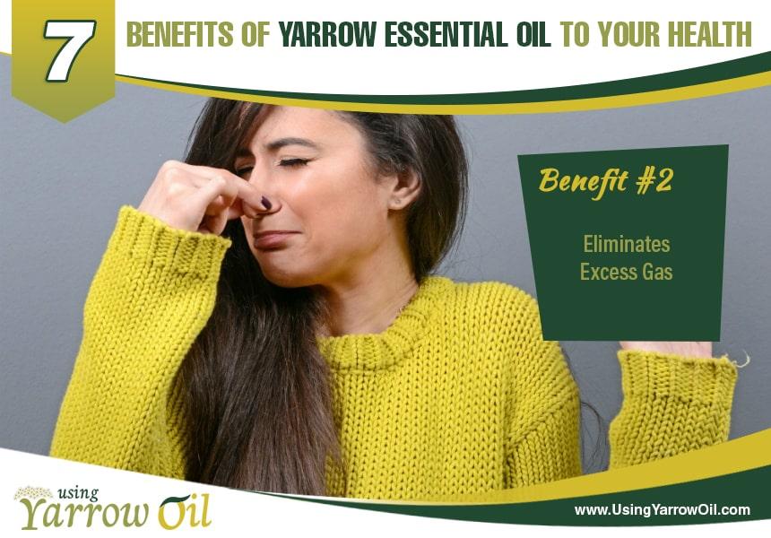 benefits of yarrow oil