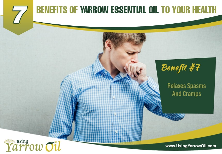 how to use yarrow essential oil